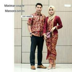 Batik Couple / Baju Batik Sarimbit Marimar