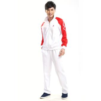 Harga Beberapa Korea Selatan sutra musim semi dan musim gugur pria dan wanita sweater Model laki