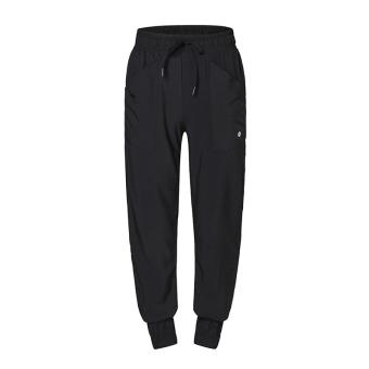 BELI Berjalan cepat kering bernapas peregangan celana panjang longgar olahraga celana (Keren hitam (Spot detik rambut)) (Keren hitam (Spot detik rambut)) TERMURAH