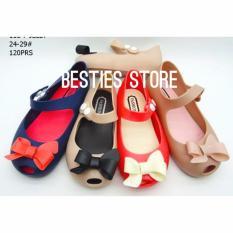 Besties Bella-kid Sepatu Jelly Anak Cantik - Random