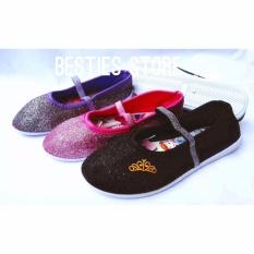 Besties Princess-197 Glitter Sepatu Anak Sehari-hari - Random