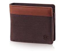 Blackkelly Men's Wallet - Dompet Pria Magnum LCP 567 - Brown