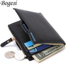 Bogesi Dompet Kulit Pria - BOGESI836 - Black