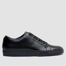 BRODO- Sepatu Pria Cygnus Full Black
