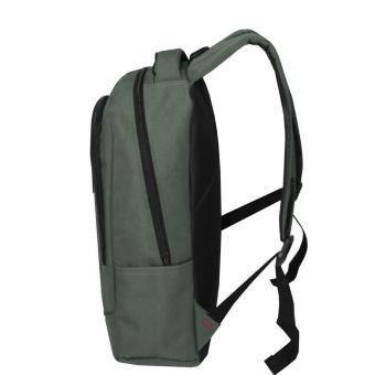 Carboni Backpack Tas Ransel Laptop Mode Casual Infinity MA00044 15 Grey Original Raincover .