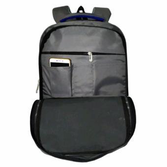 Beli Tas Carboni Store Marwanto606 Source · Carboni Tas Ransel Laptop 17 Inchi RA00043 Polyester Serat Kanvas Original Grey Raincover