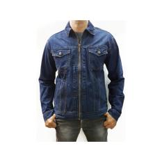 CARVIL - JAKET MAN CHESTER-DB  DARK BLUE