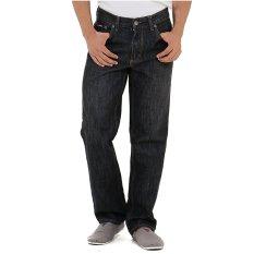 Carvil Jay-7A Mens Jeans - Dark Grey