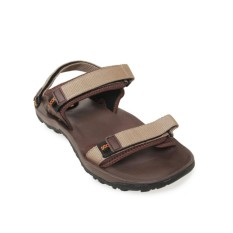 CARVIL - MAN SANDAL GUNUNG MONTANO-GM BROWN-BEIGE