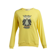 Carvil Swift Women's Sweater - Yellow
