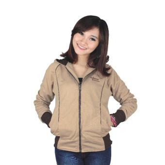 Harga Catenzo Jaket Wanita YIx048 Cream Online Terbaru - shopuwu 3a59c46bef