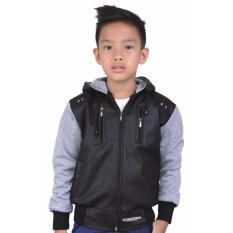 Catenzo Junior Jaket Anak CDIx120 black comb