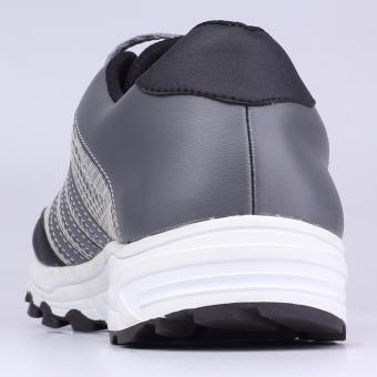 thumbs Catenzo Men's Running Shoes - Sepatu Lari Pria - Black Grey .