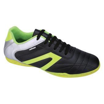 Catenzo Sepatu Futsal Hitam- Sepatu Futsal Hijau- Sepatu Bandung Ns090