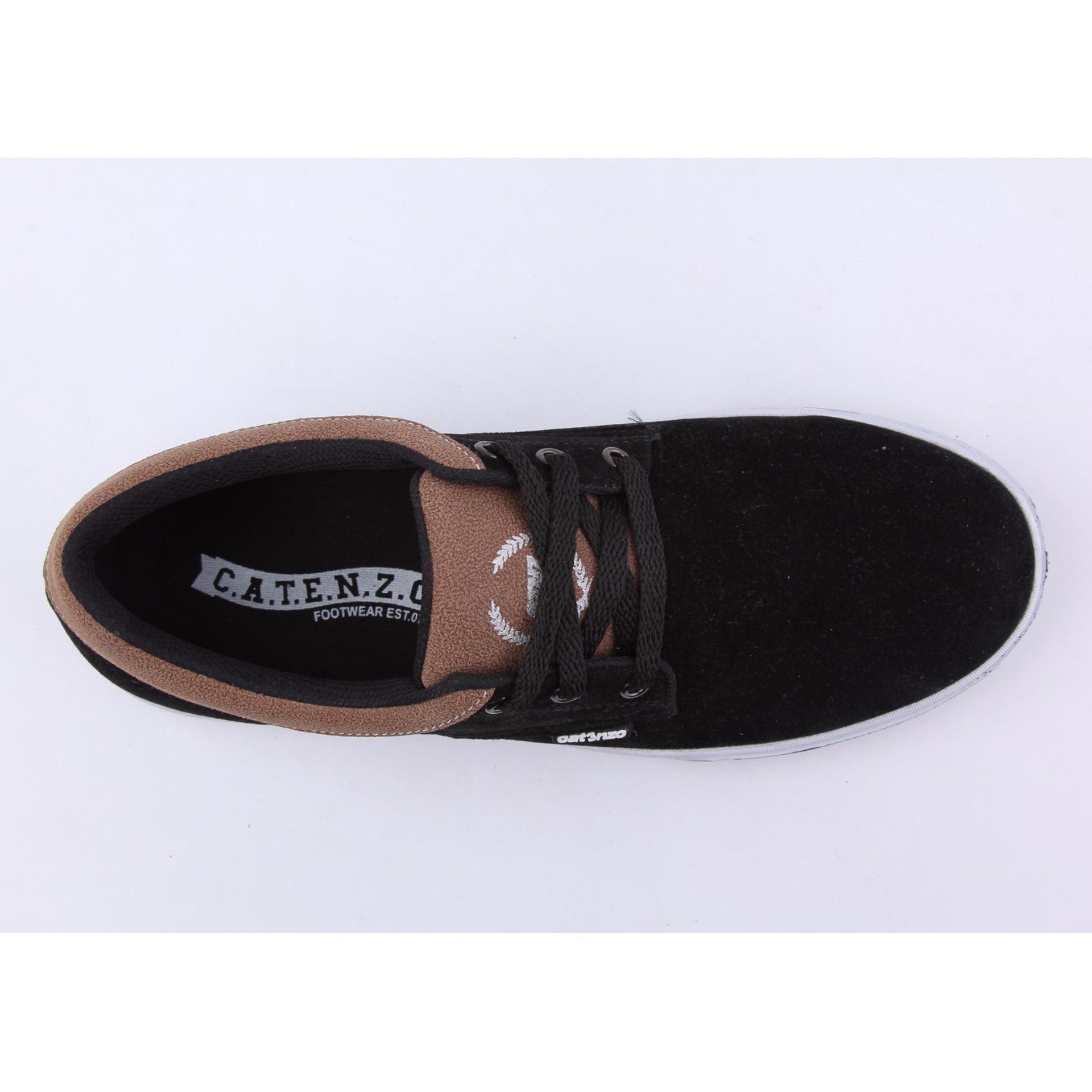 Harga Penawaran Catenzo Sepatu Sneakers Kets Casual Pria Murah 100 Original Berkualitas