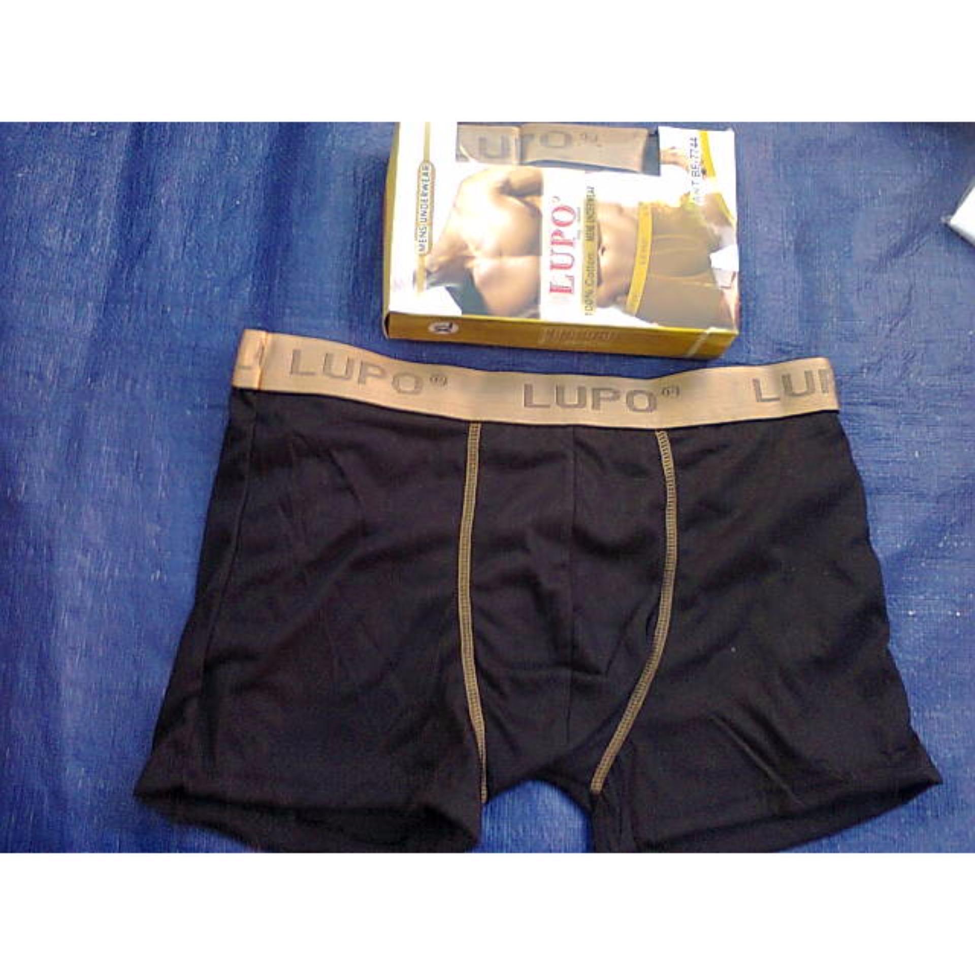 ... Celana Dalam Pria Boxer Sempak Underwear Pakaian Dalam Boxer Size  L-multicolour 443efbc525