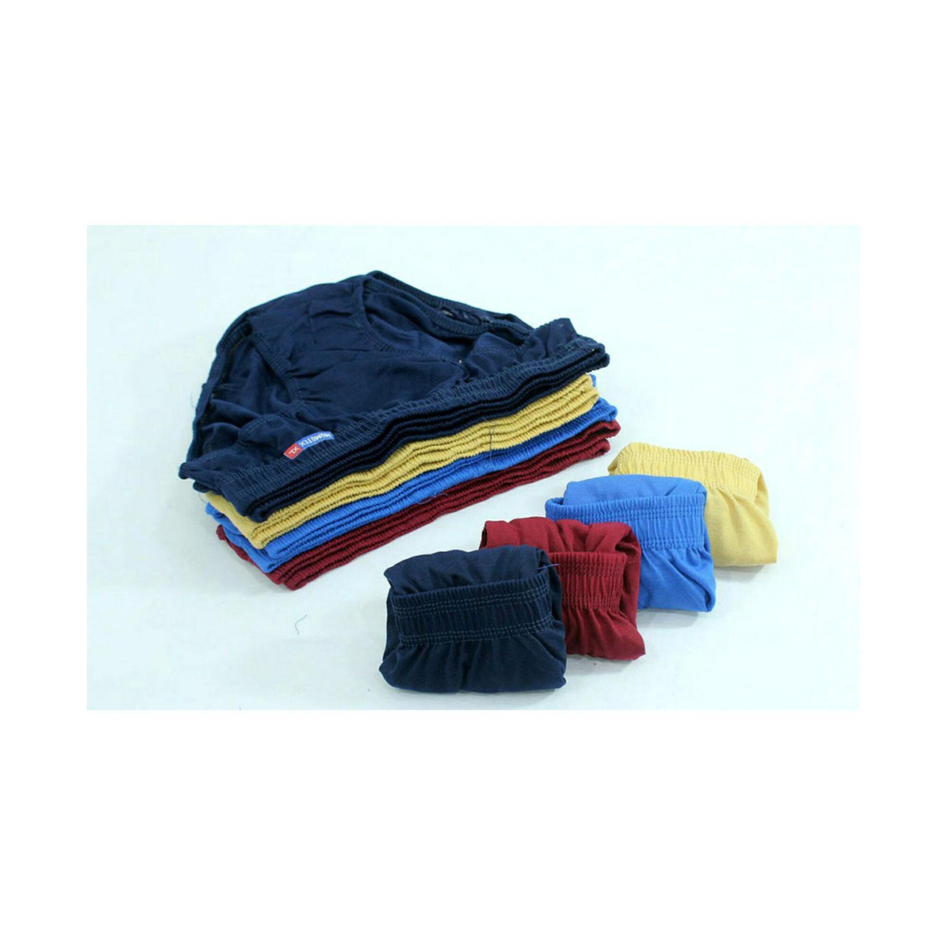 Murah Celana Dalam Pria Gt Man Cd Pakaian Gtman Rpg Kaos Oblong Hitam Lebar Paha 66 Cm Kolor 3 Pcs