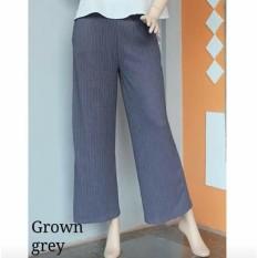 Celana Kulot Panjang Wanita