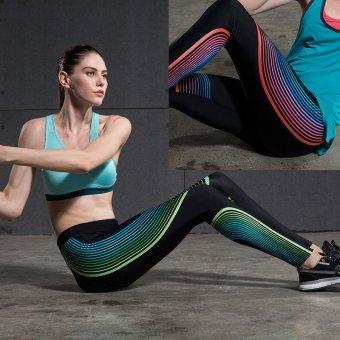 Tokohjo Harga Celana Legging Olahraga Wanita Baru Yang Elastis Dan Cepat Kering Untuk Yoga Fitnes Online Terbaik