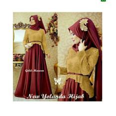 Kedaibaju Pakaian Muslim Baju Muslim Murah Syari Hijab Gamiszamirah Source  · Muslim Wear kedai baju Lazada f5f1e40ca5