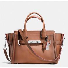 Coach Swagger 27 Burnished Leather 38372 Authentic Original USA Store
