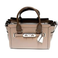 Coach Swagger 27 in Glovetanned Leather (Multi Stone)
