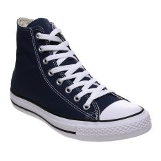 Converse Chuck Taylor All Star Classic Colour High Top Sepatu Sneakers - Navy