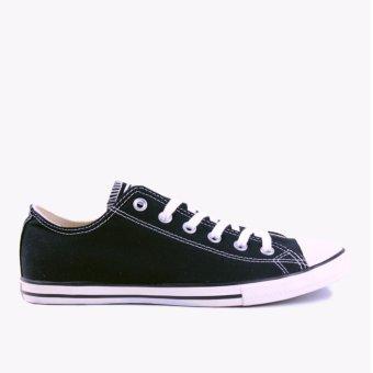 harga Converse Chuck Taylor All Star Lean - Black Lazada.co.id