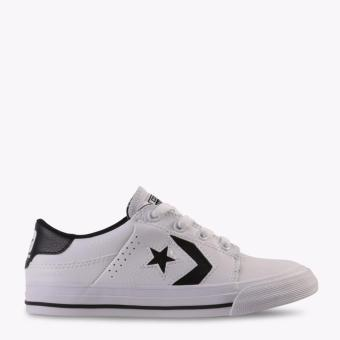 Converse Cons Tre Star Ox Kids Sneakers Shoes - Putih - 2 ...
