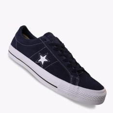Converse One Star Pro Ox Men's Sneakers Shoes - Navy