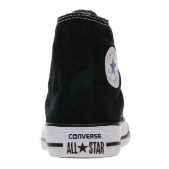 Conversee Chuck Taylor All Star Ox Canvas High Cut Sneaker - Black - 3