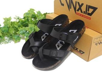 CVNX.ID - Sandal Pria CVNX.ID G2X (Hitam)