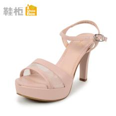Rp 152.200. Daphne Jahitan Winnie The Pooh Kulit Warna Solid Lemari Sepatu Bertumit Tinggi Perempuan Sandal Summer (112 Merah Muda)IDR152200