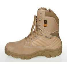 Dbest - Sepatu Boot Hiking Delta High 8inch Quality Outdoor - Gurun
