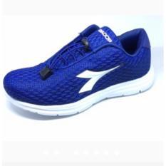 Diadora Dairen (M) Blue White  Sepatu Olahraga