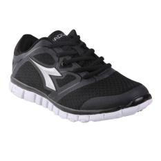 Diadora Dynos Sepatu Lari Pria - Black .AS