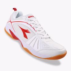 Diadora Lob Men's Badminton Shoes - Putih