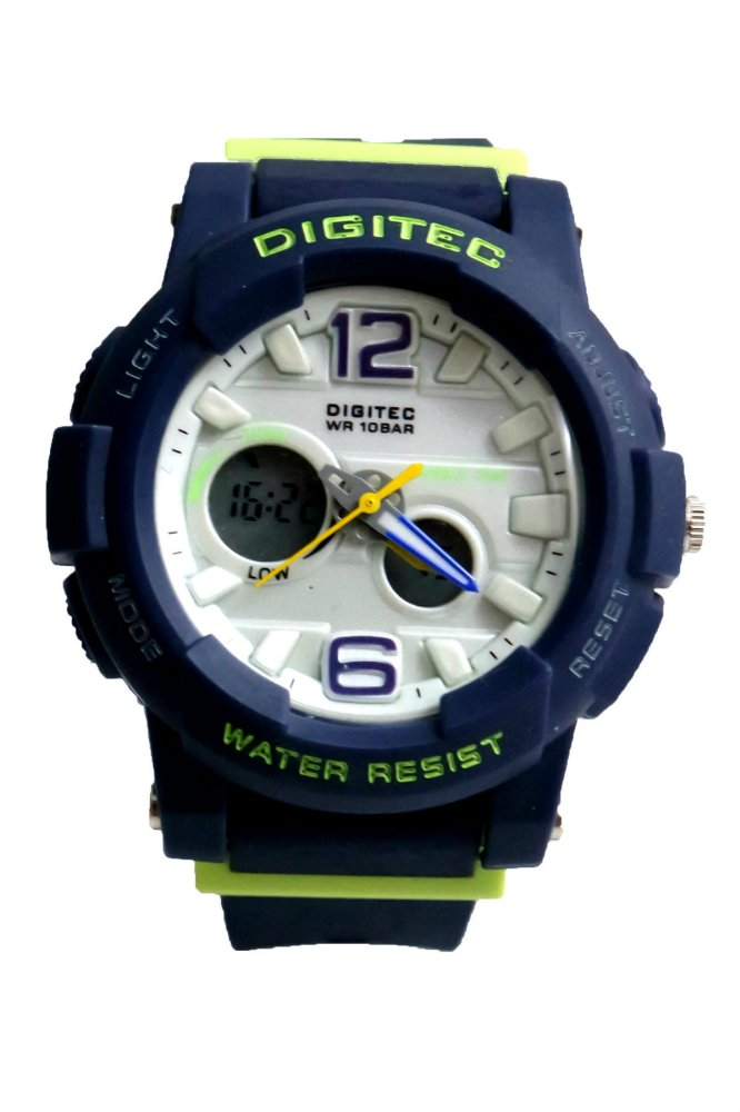 Digitec Digital Watch Jam Tangan Wanita Resin Kuning Dg2081ny Ylw Source · Digitec Womens Sport Watch