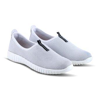 Distro Bandung Vr 390 Sepatu Formal Pria Untuk Kerja Kantor Kulit Source · Kulit  Sintetis Hitam 2b131eb291