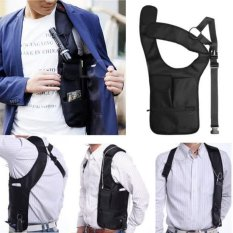 diva-Davi Tas gadget pundak anti maling / shoulder bag anti thief - hitam
