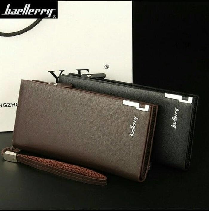 Cheap online Dompet Mobel Baru !! Dompet Cowok Pria Panjang Baellerry Import High