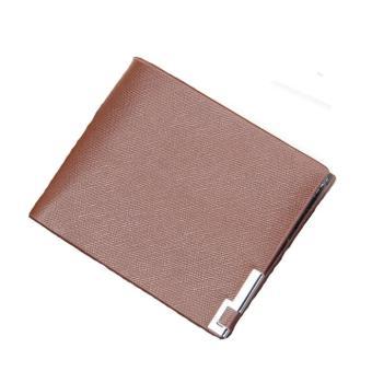 Pencarian Termurah Dompet Mobel Baru !! Thin Classic Leather Wallet Men/ Dompet Kulit Pria Anggaran Terbaik