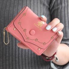 Dompet Wanita Branded Import Ballerina Wallet Pink Int One Source Dompet Wanita Branded .