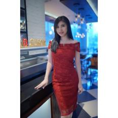 dress virgin/dress imlek/dress pesta/dress murah/dress bangkok/dress jakarta/dress pensil/
