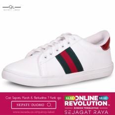 Duomo - GRETHA fashion women Sneaker - White