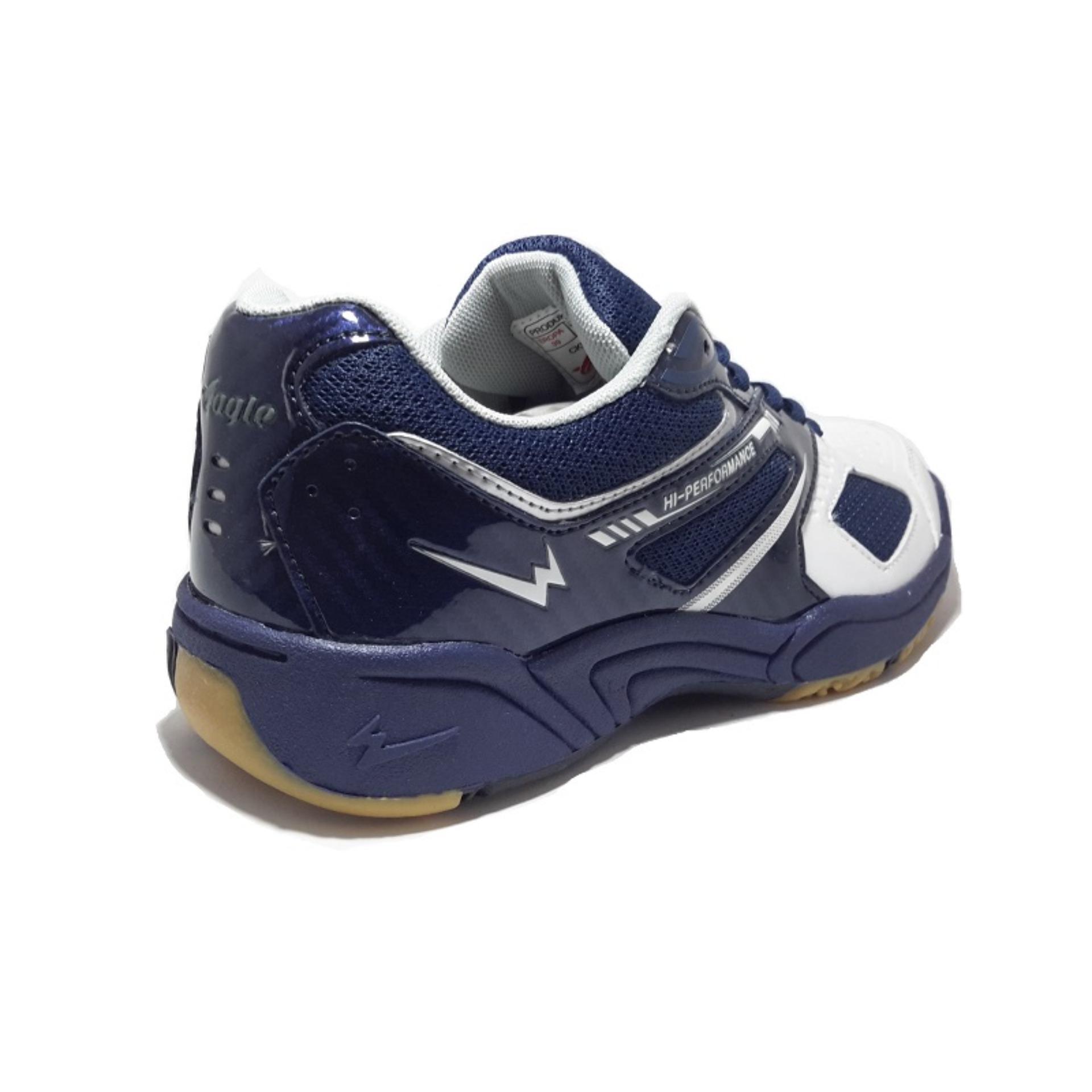 Eagle Metro Sepatu Badminton Merah Hitam - Daftar Harga   Barang ... cbe6ebb61f