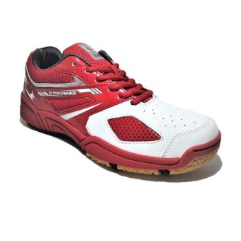 Daftar Harga Eagle Metro Sepatu Badminton - Merah-Hitam Harga Rp 359,920 | Dokuprice.com