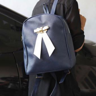 EL PIAZA Mini Ransel Backpacks Ribbon Ransel Mini Ransel Lucu TasRansel Sling Bag Tas Slempang Tas