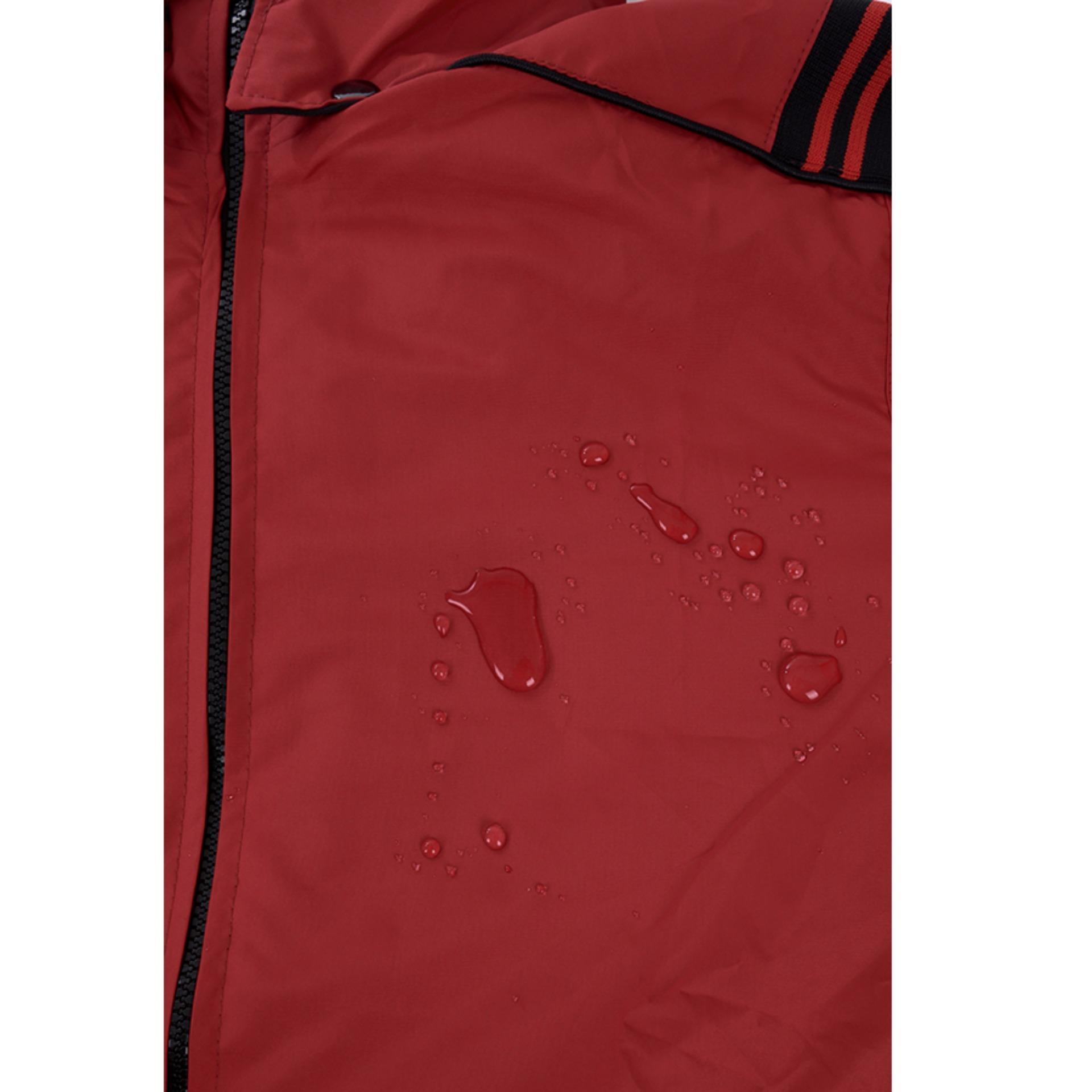 Harga Saya Elfs Shop Jaket Hoodie Waterproof Bolak Balik 2 Sisi Galant Dua Warna 175d15 Mens Reverseable Outwear