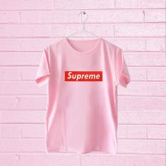 ELLIPSES.INC Tumblr Tee / T-Shirt / Kaos Wanita Supreme - Pink
